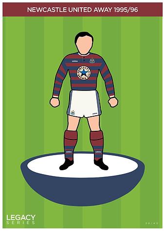 Legacy Kit Series - Newcastle United 1995/96