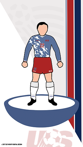 Legacy Kit Series - USA National Team 1994