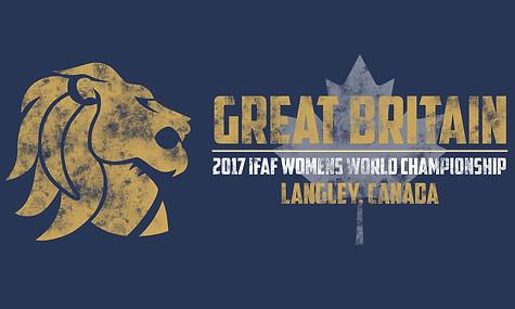 Team GB Women's American Football #2
