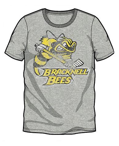 Bracknell Bees Shirt Design #3