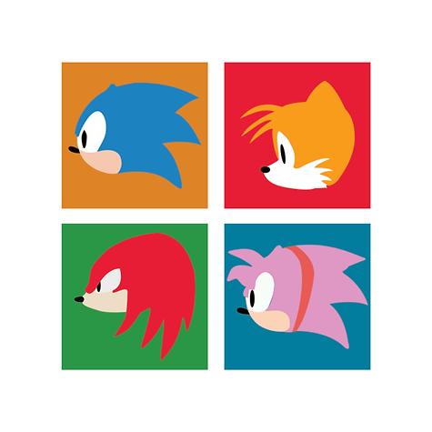 Sonic Art Deco