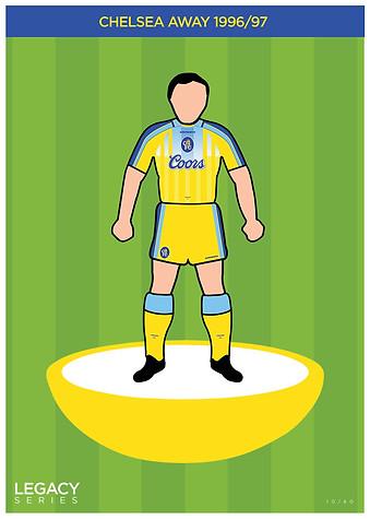 Legacy Kit Series - Chelsea 1996/97