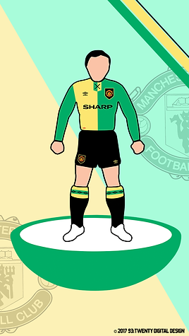 Legacy Kit Series - Manchester United 1993/94