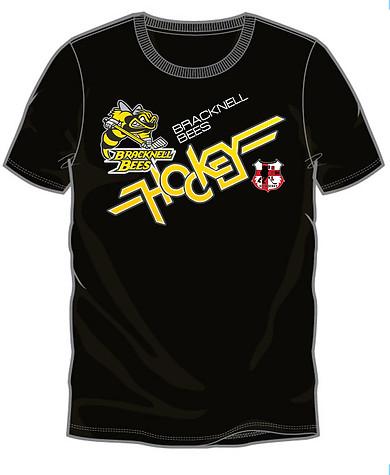Bracknell Bees Shirt Design #2