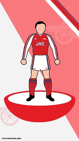 Legacy Kit Series - Arsenal 1988/89