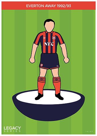 Legacy Kit Series - Everton 1992/93