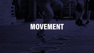 Identify and correct imbalances for our athletes and teach them proper movement patterns.