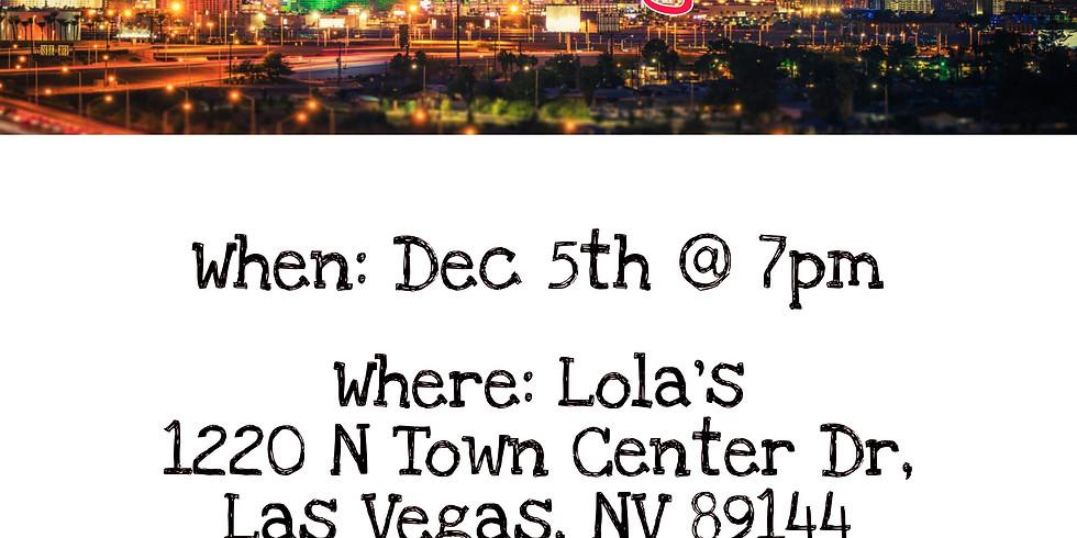 Black Poly Nation- Las Vegas