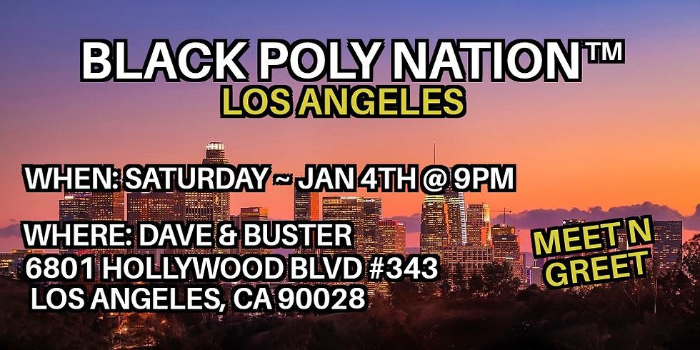 Black Poly Nation ™️- Los Angeles Meetup