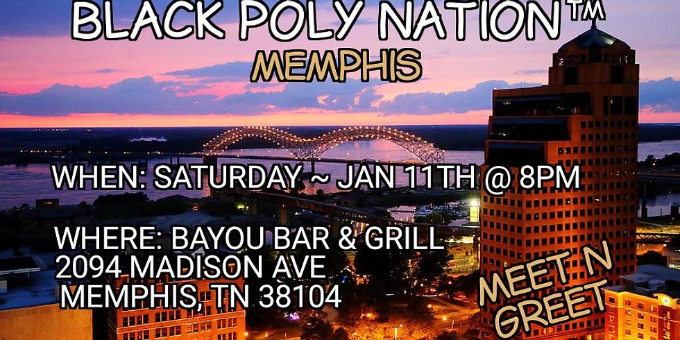 Black Poly Nation ™️- Memphis Meetup