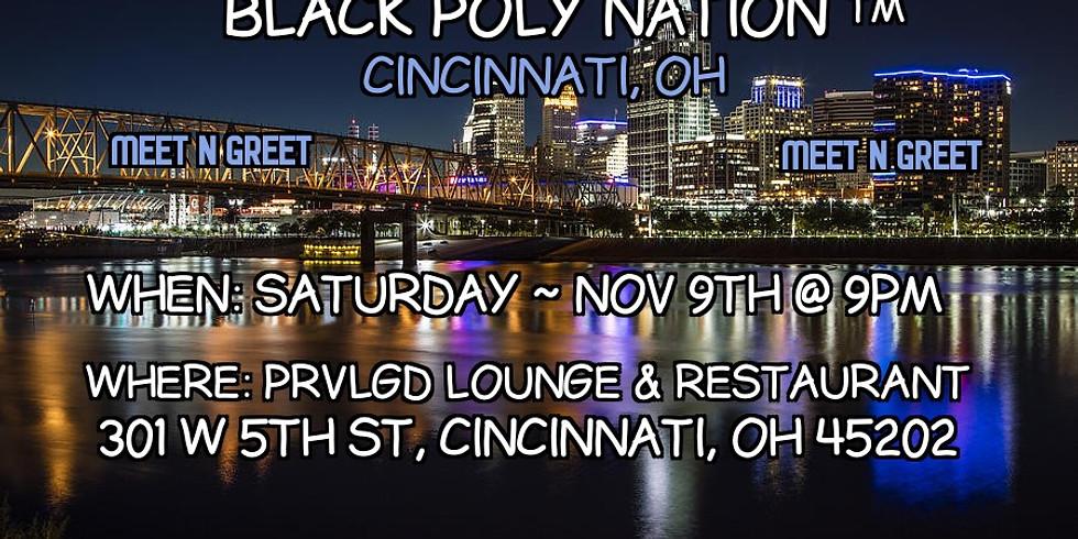 Black Poly Nation - Cincinnati Meetup