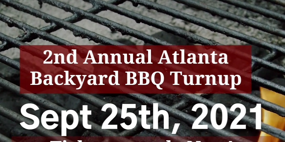 2nd Annual Atlanta BY BBQ