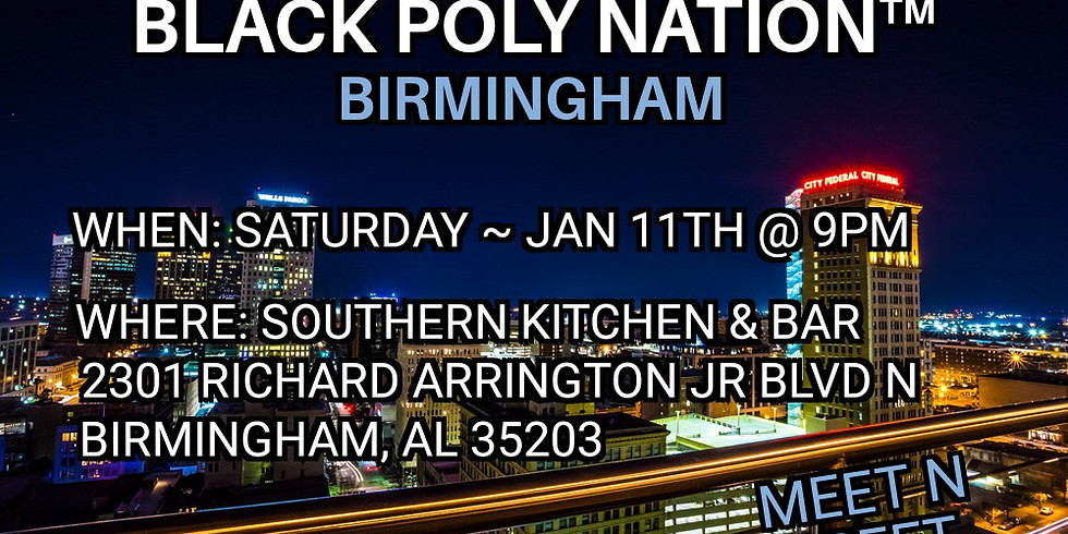 Black Poly Nation ™️- Birmingham Meetup