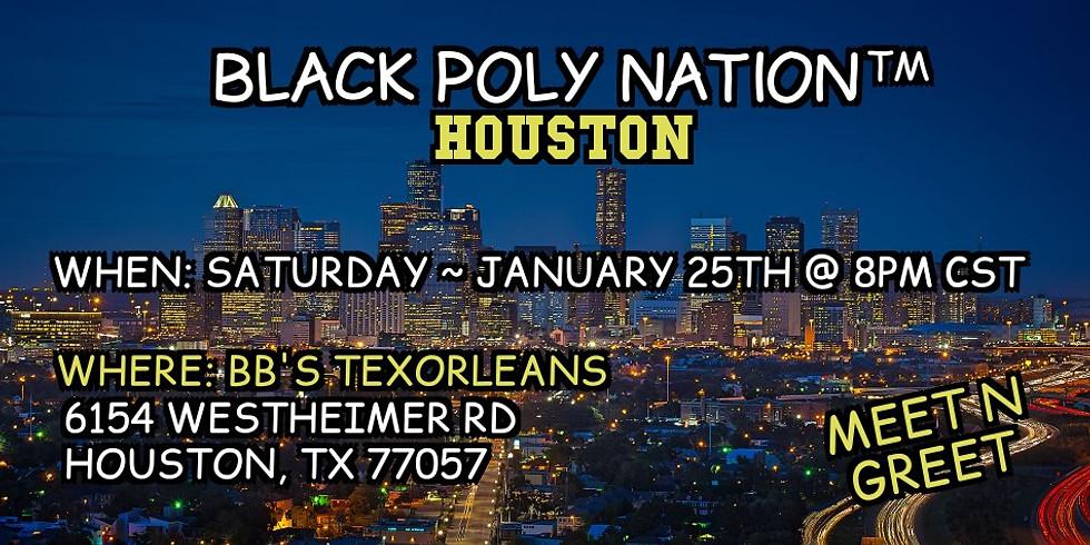 Black Poly Nation ™️- Houston Meetup