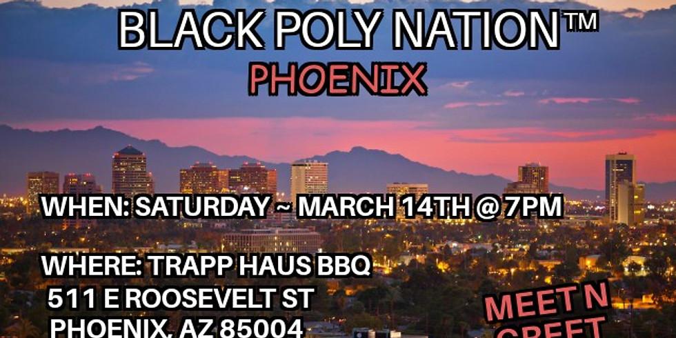 Black Poly Nation ™️- Phoenix
