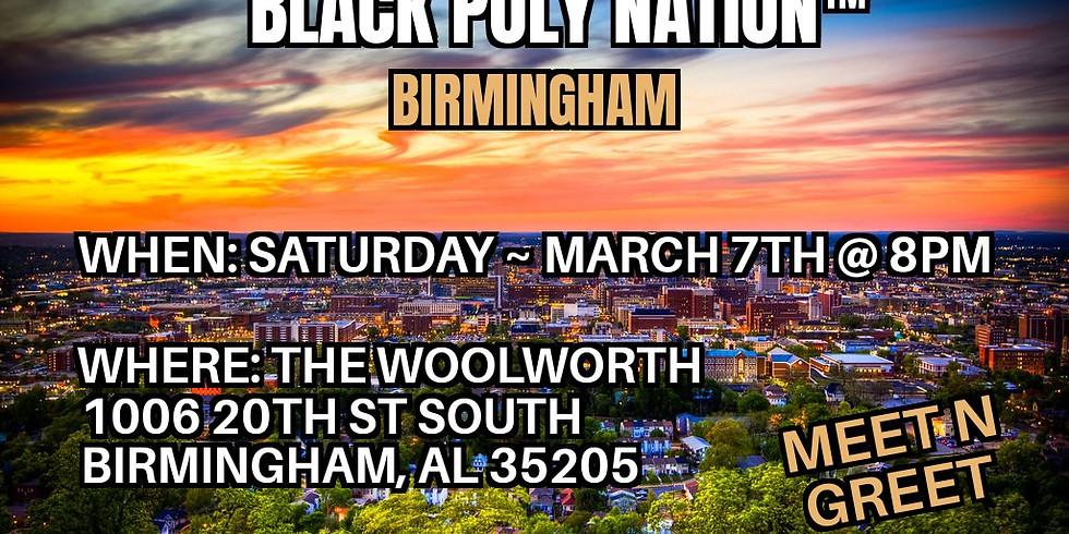 Black Poly Nation ™️- Birmingham