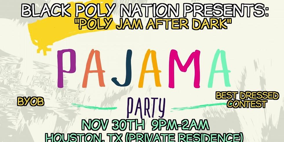 "Black Poly Nation Presents: ""Poly Jam After Dark"""