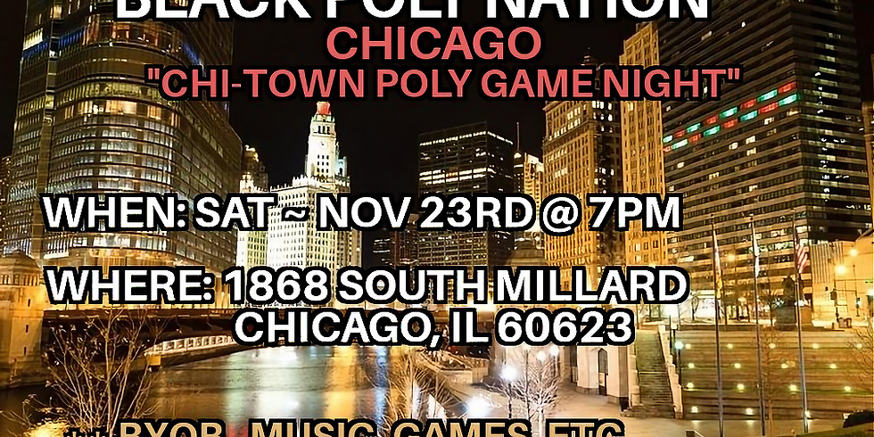 Black Poly Nation - Chicago Meetup