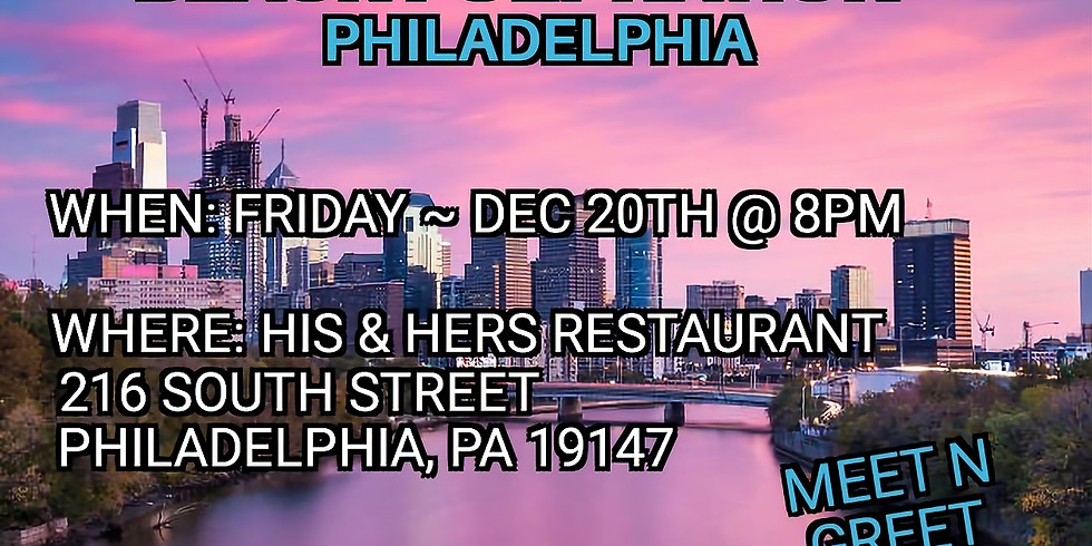 Black Poly Nation ™️- Philadelphia Meetup