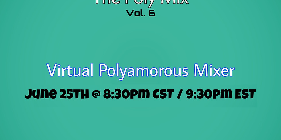 """""""The Poly Mix"""" Vol. 6"""