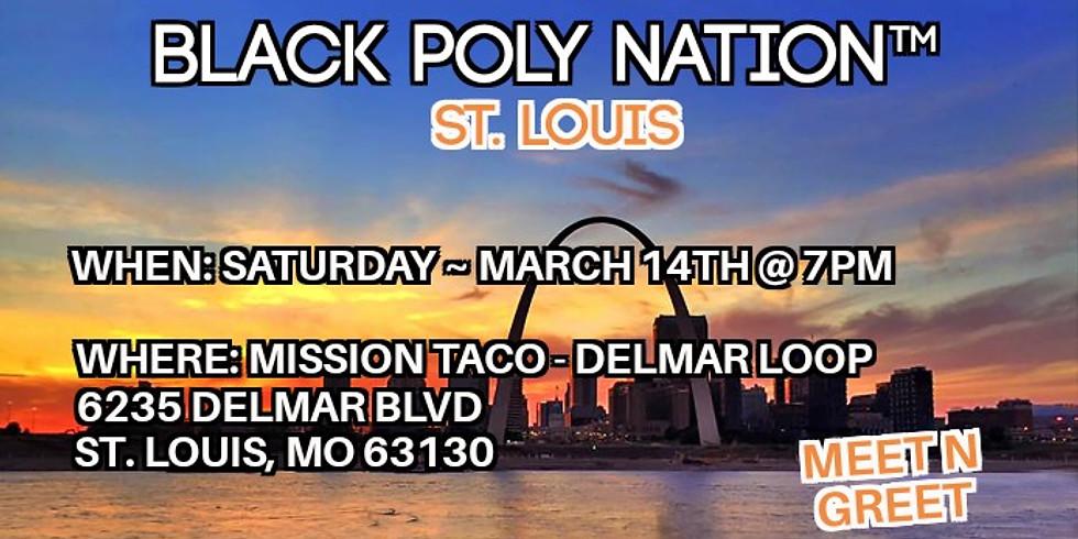 Black Poly Nation ™️- St. Louis