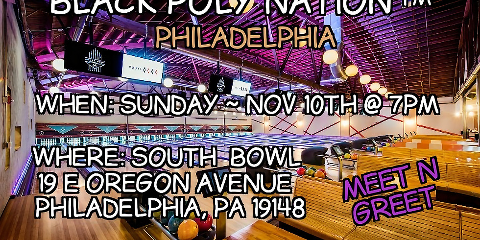 Black Poly Nation- Philly Meetup