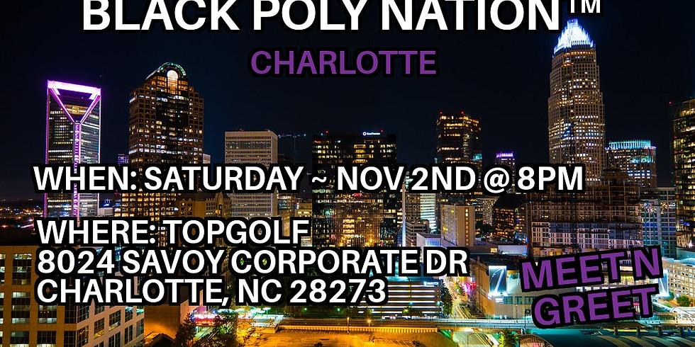 Black Poly Nation - Charlotte Meetup