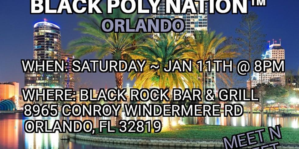 Black Poly Nation ™️- Orlando Meetup