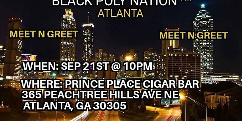 Black Poly Nation - Atlanta Meetup