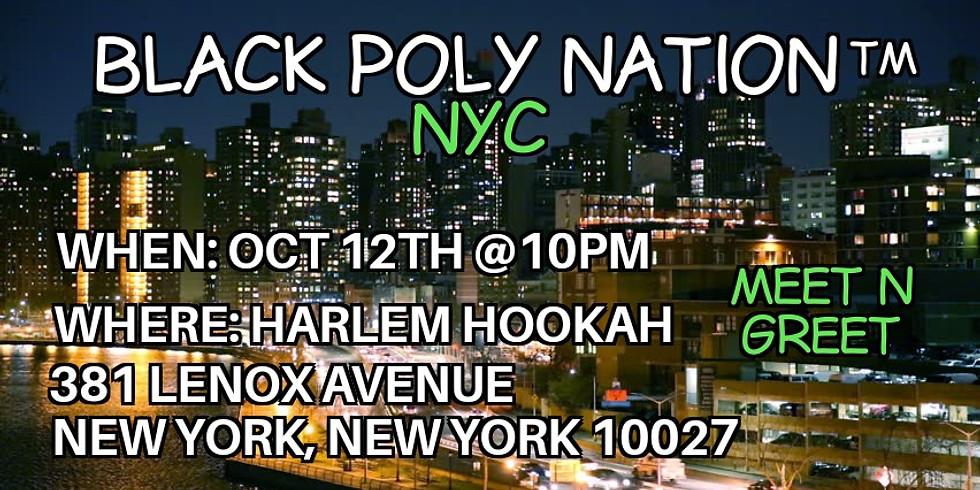 Black Poly Nation- NYC Meetup