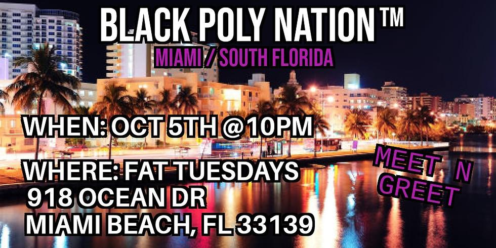 Black Poly Nation- Miami / South Florida Meetup