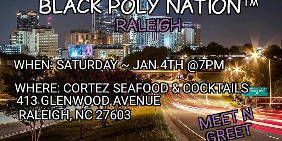 Black Poly Nation ™️- Raleigh Meetup