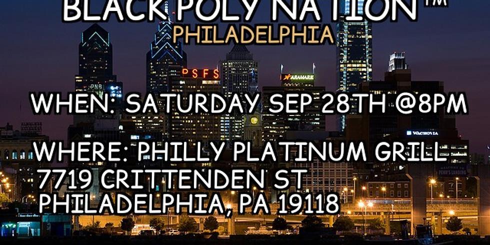 Black Poly Nation - Philadelphia Meetup