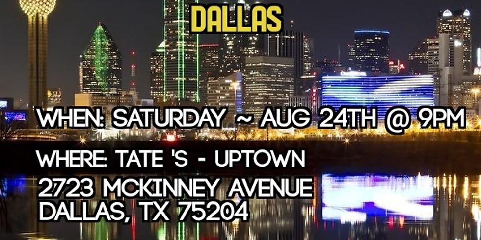 Black Poly Nation- Dallas