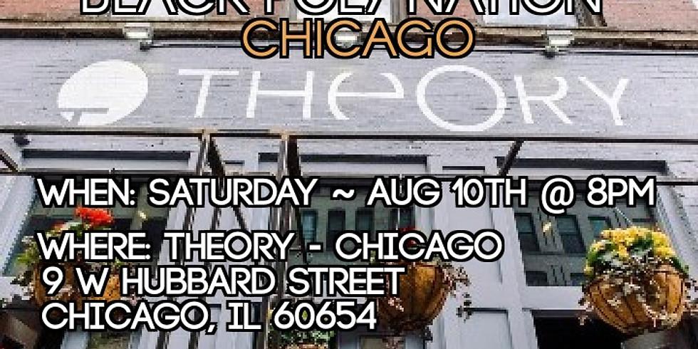 Black Poly Nation - Chicago