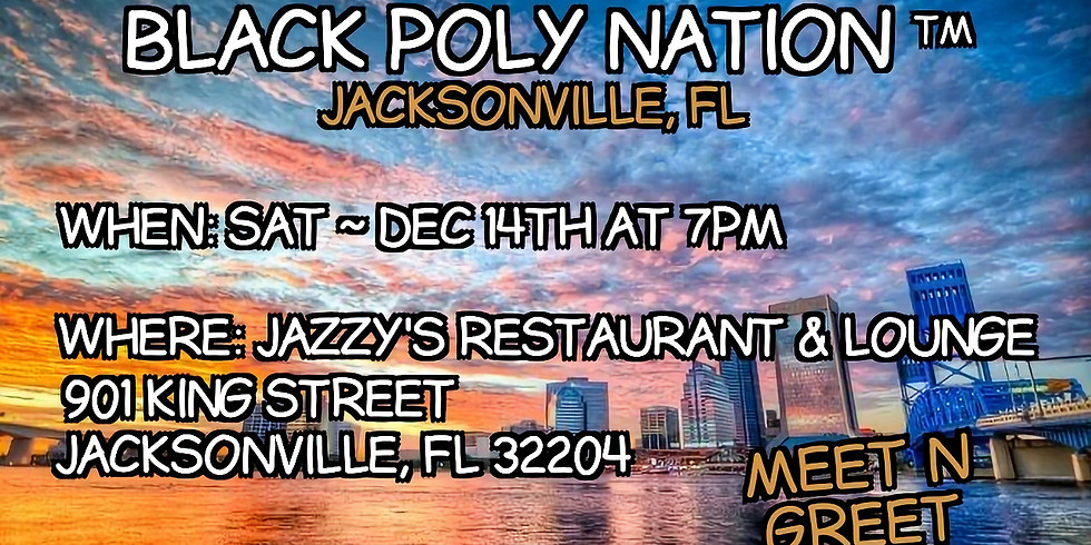 Black Poly Nation ™️ - Jacksonville Meetup