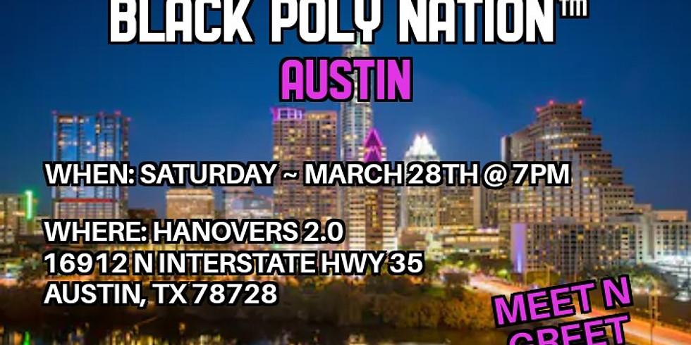 Black Poly Nation ™️- Austin Meetup