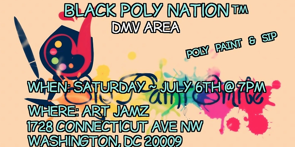 Black Poly Nation - DMV Area Meetup