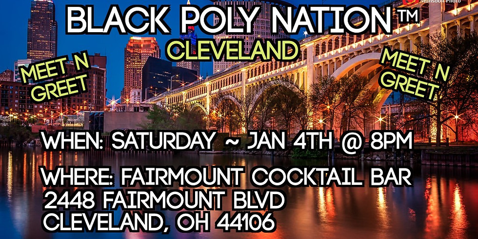 Black Poly Nation ™️- Cleveland Meetup