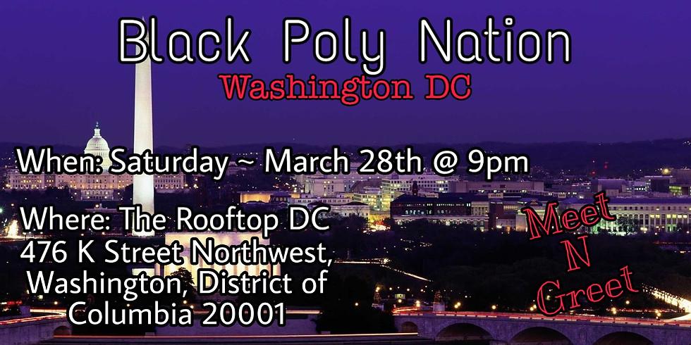 Black Poly Nation ™️- Washington DC Meetup