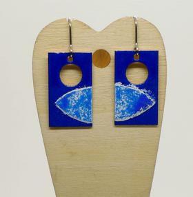 Blue & Turquoise Earrings