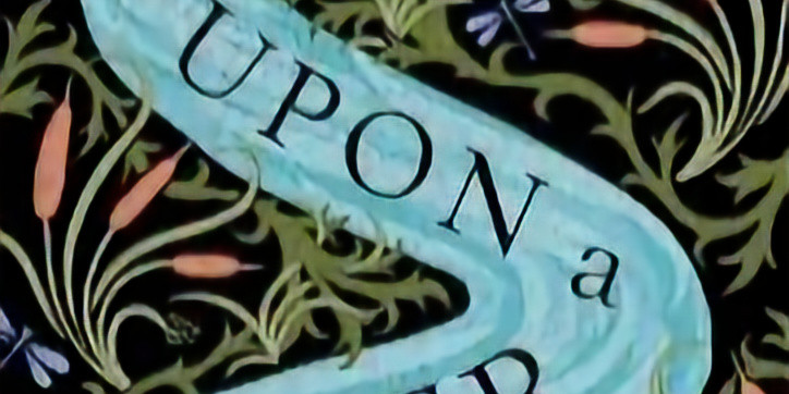 Zoom - Book Club - Once Upon a River