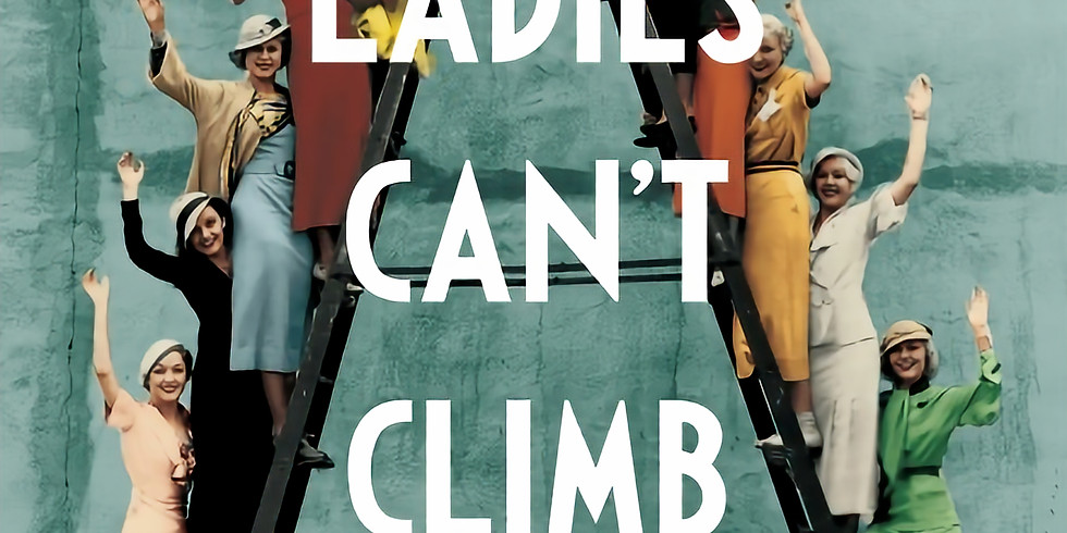 Zoom - MVWI - February Meeting - Ladies Can't Climb Ladders