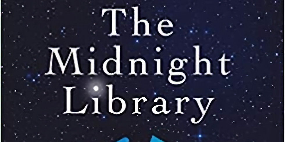 Zoom - Book Club - The Midnight Library