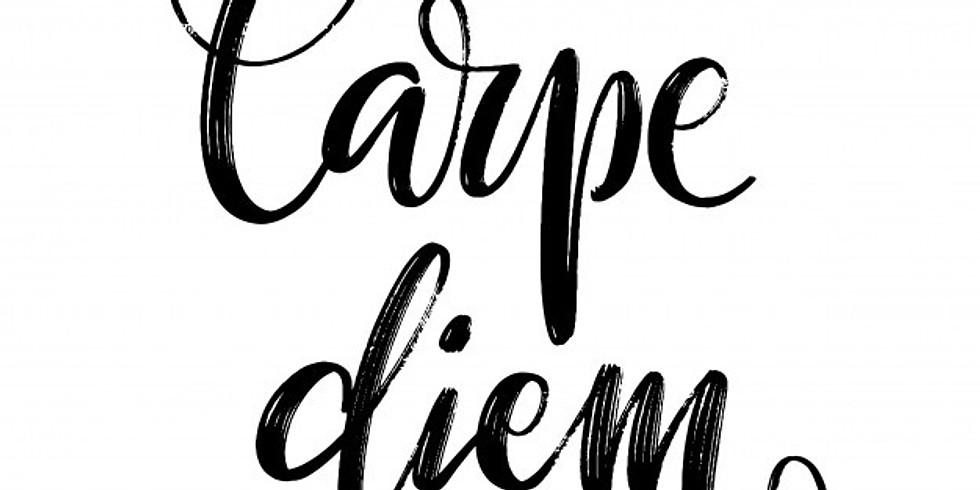 Zoom - Carpe Diem -August Meeting