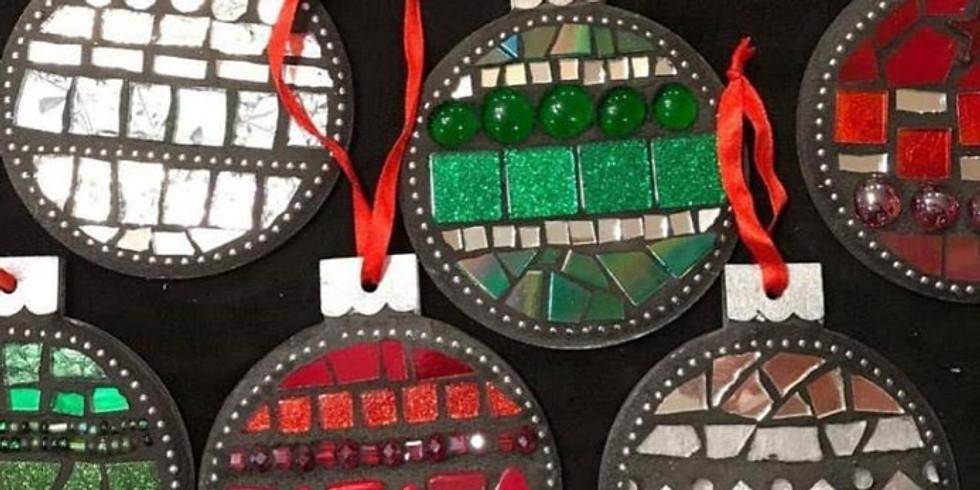 POSTPONED -Christmas Mosaics ***MEMBERS ONLY***