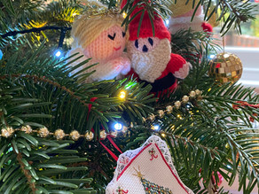 Christmas Tree Festival - the results!