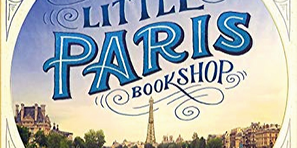 Book Club - The Little Paris Bookshop