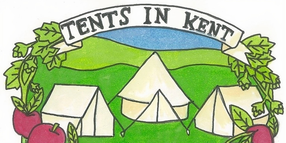 Tents in Kent 2021 - WI Camping Weekend