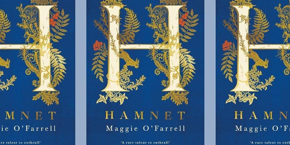 Zoom - Book Club - Hamnet